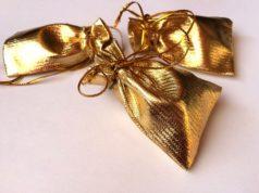 Денежные мешки в подарок