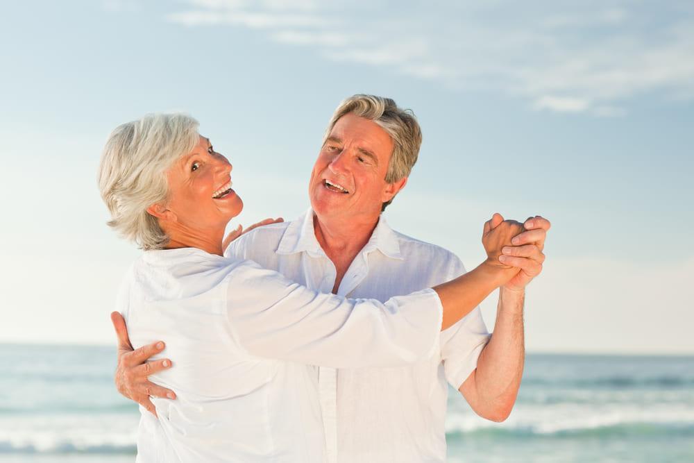 Танцы пожилым