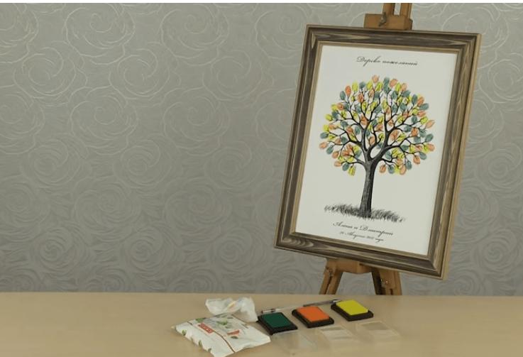 Дерево с пожеланиями