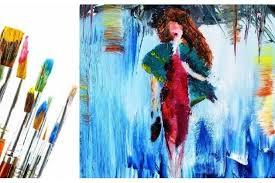 Уроки живописи в подарок женщине, у которой все есть