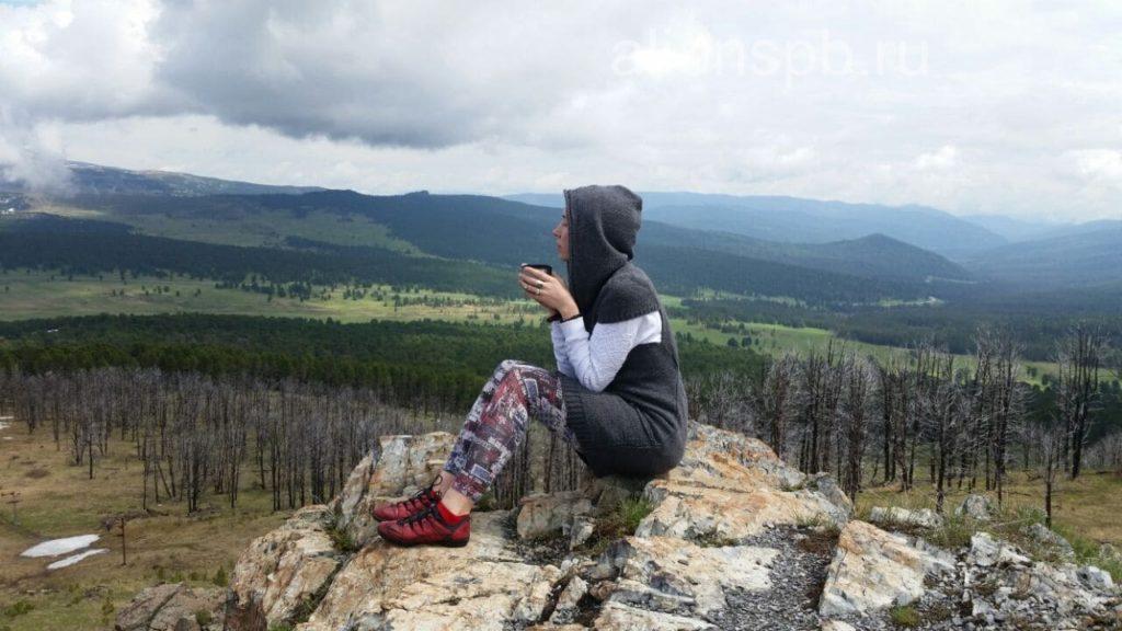 Отдых в горах в подарок