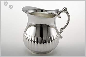 Кувшин из серебра