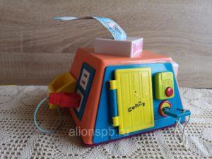 Детская игрушка с денежкой