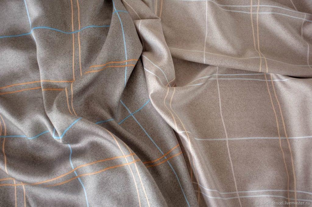Ткани-компаньоны тексель для постельного белья